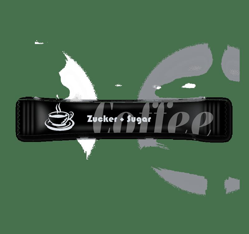 Zuckersticks neutral schwarz
