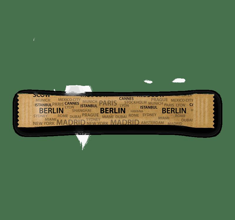 Zuckersticks neutral braun