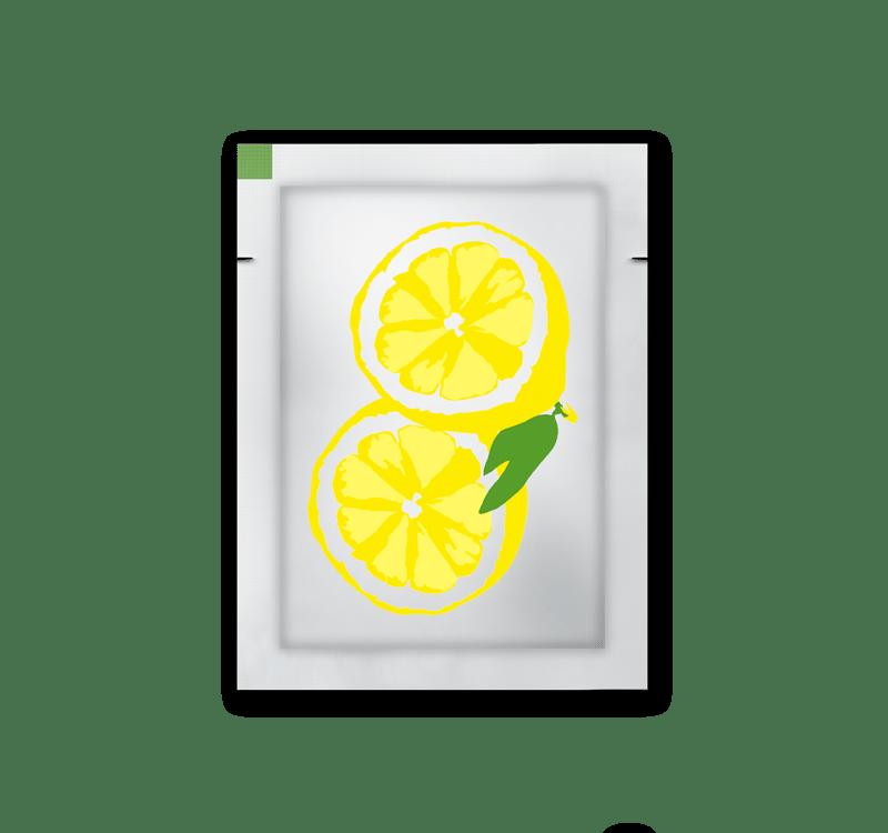 Erfrischungstücher Citrus